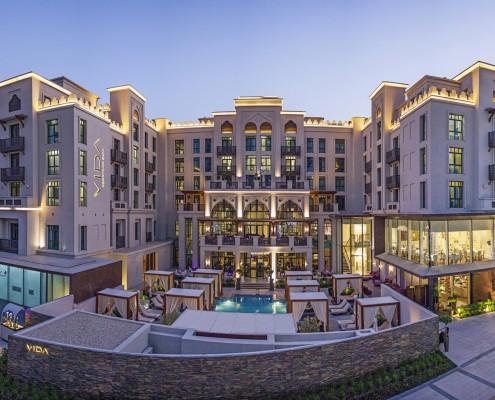 VIDA DOWNTOWN DUBAI Exterior - Boulevard View