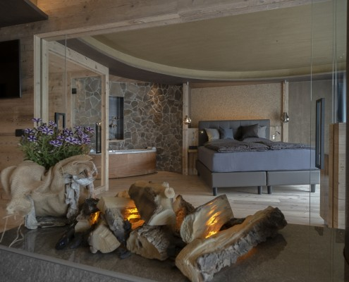 Suite deluxe - camera matrimoniale